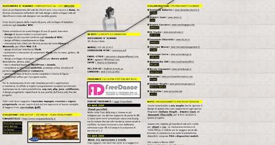 Alessandro Dagnano Website Screenshot