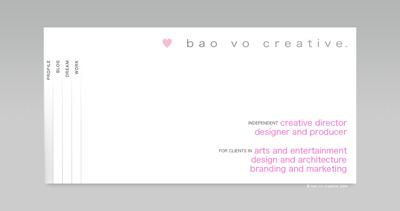 bao vo creative Website Screenshot