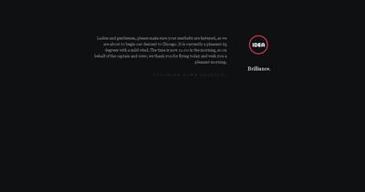 Idea Website Screenshot