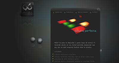 Mido Consultancy Website Screenshot