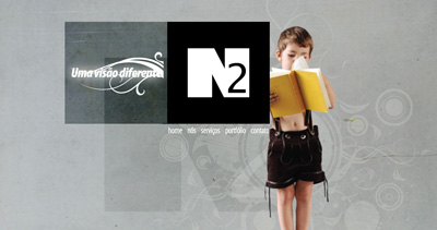 N2Design Website Screenshot
