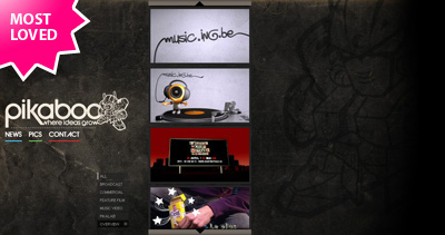 Pikaboo Website Screenshot
