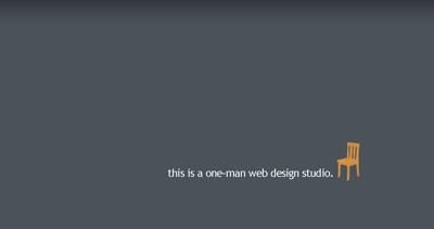 Pino Ceniccola Website Screenshot