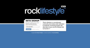 Rock Lifestyle Thumbnail Preview