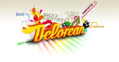 Delorean Thumbnail Preview