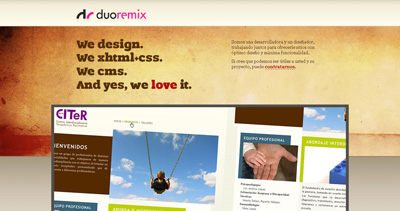 duoremix Website Screenshot