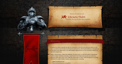 Iceous Website Screenshot