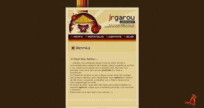 Jrgarou Website Screenshot
