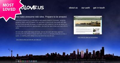 youlove.us Website Screenshot