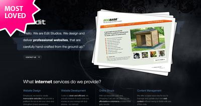 Edit Studios Limited Website Screenshot