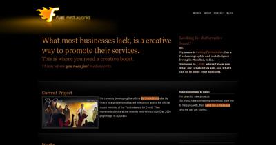 Fuel Mediaworks Website Screenshot