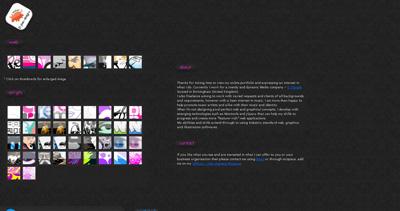 Jiten Designs Website Screenshot