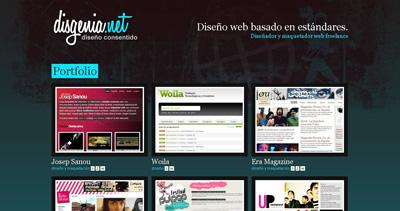 disgenia.net Website Screenshot