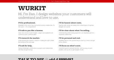 Wurkit Website Screenshot