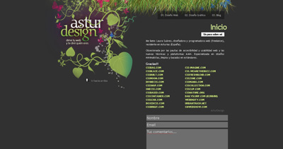 Asturdesign Website Screenshot