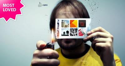 CreativePeople Website Screenshot