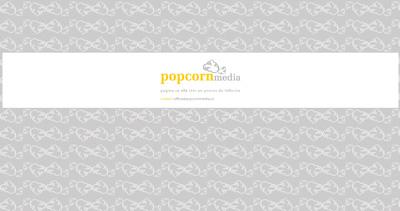 popcornmedia Website Screenshot