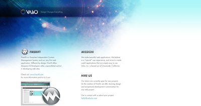 Valio, Inc. Website Screenshot