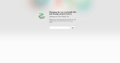 Zipliner Website Screenshot