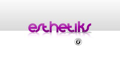 esthetiks Website Screenshot