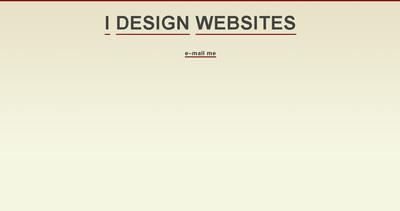 Rick Hecker Website Screenshot