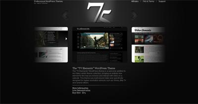 Press75 Website Screenshot