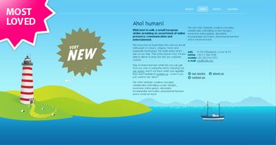 volll Website Screenshot