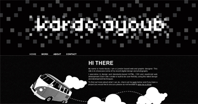 Kardo Ayoub Website Screenshot