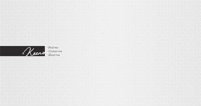 Keeno Website Screenshot