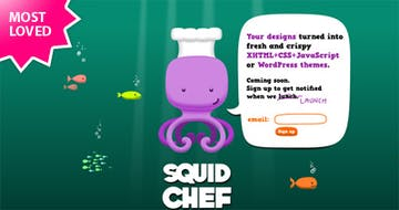 SquidChef Thumbnail Preview