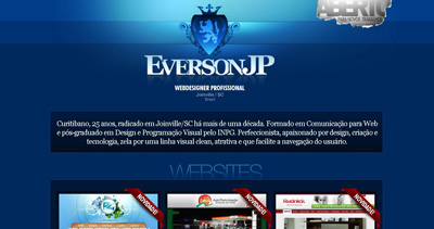 Everson JP Website Screenshot