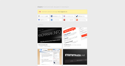 khawro Website Screenshot