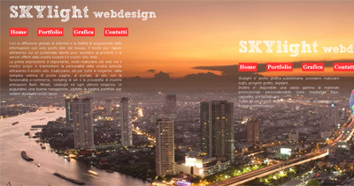 Skylight Thailand Webdesign Website Screenshot