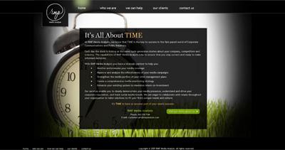 RMP Analysis Website Screenshot
