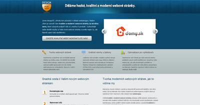 Design55 Website Screenshot