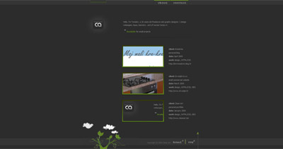 CleanArt Website Screenshot