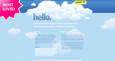 Jan-Eike Koormann Website Screenshot