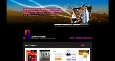 Newstream Design Thumbnail Preview