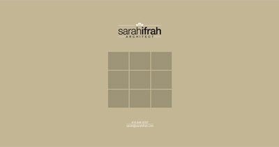 Sarah Ifrah Website Screenshot