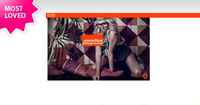 This Is Vermilion Website Screenshot