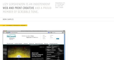 Lizy Joy Website Screenshot