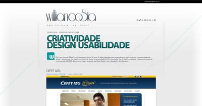 Willian Costa Website Screenshot