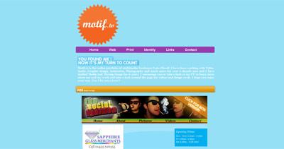 Motif.tv Website Screenshot