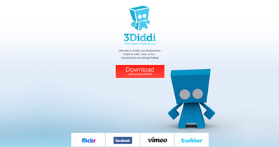 3Diddi Website Screenshot