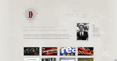 Made By Duncan Website Screenshot