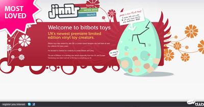 Bitbots Toys Website Screenshot