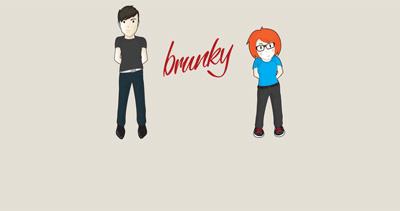 Brunky Website Screenshot