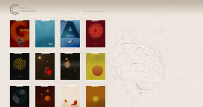 Cause and Consequence Website Screenshot