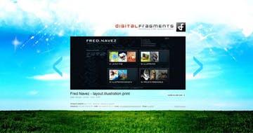 Digital Fragments Thumbnail Preview