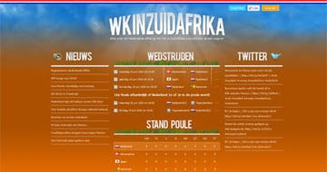 WK in Zuid-Afrika Thumbnail Preview